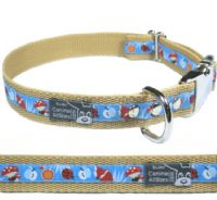 DOG COLLAR - FOX AND FRIENDS